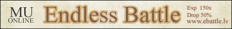 Endless Battle MUO Banner