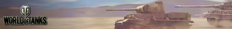 World of Tanks - free MMO action game Banner