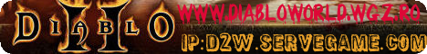 Diablo World Banner